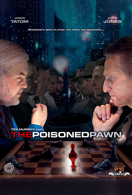 The Poisoned Pawn Poster Box Art